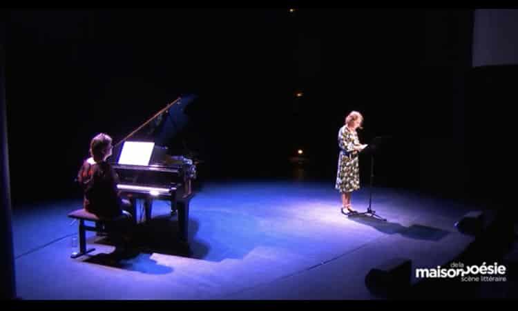 Lecture musicale : Véronique Olmi, Les Évasions particulières