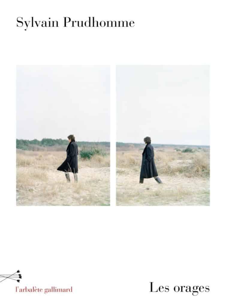 Sylvain Prudhomme, Les orages