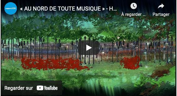 «Au nord de toute musique», Hommage à TOMAS TRANSTRÖMER