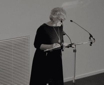 Marie-Christine Barrault lit Kaléidoscope, de Paul Andreu