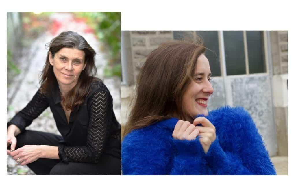 Laurence Vilaine et Lucie Monziès / Écriture et mise en voix /»De quoi j'ai envie ? j'ai peur de quoi ?»