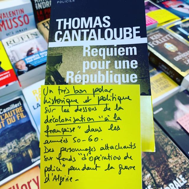 Coup de coeur de la librairie La Carline
