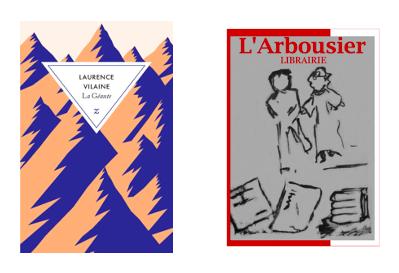 16/09, Laurence Vilaine à la librairie L'Arbousier à Oraison