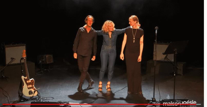 FLEUVE KATE par Hélène Frappat , Olivier Mellano et Kate Moran